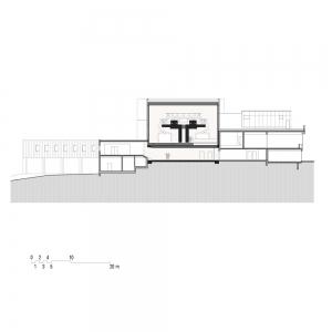 تصویر - تله کابین 3S Eisgratbahn ، اثر تیم طراحی ao-architekten ، اتریش - معماری