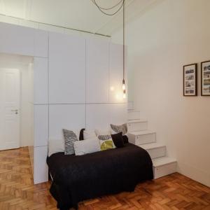 تصویر - طراحی داخلی یک آپارتمان کوچک - معماری