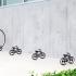 عکس - ایده مبتکرانه طراح ژاپنی برای ایستگاه دوچرخه