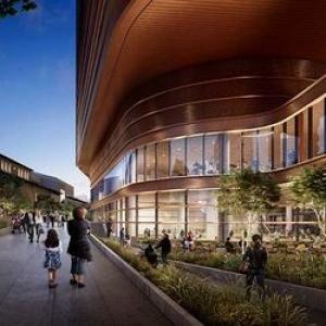 تصویر - رونمایی تازهترین پروژه نورمن فاستر در آمریکا - معماری
