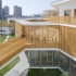 عکس - مهد کودک دوزبانه وابسته به East China Normal University ، اثر تیم طراحی Scenic Architecture Office ، چین