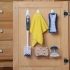 عکس - راهکارهایی برای سازماندهی مفید کابینت زیر سینک ظرفشویی