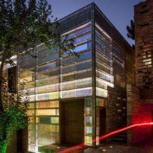 تصویر - خانه ایرانی برنده یک جایزه بینالمللی شد. - معماری