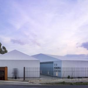 تصویر - مرکز CID با سقف چند وجهی ، اثر معماران NGNP arquitectos ، اسپانیا - معماری