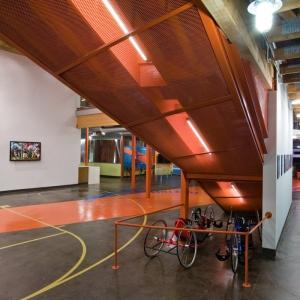 تصویر - مجموعه ورزشی و اداری کنفدراسیون فوتبال آفریقا CAF ، اثر معماران Colkitt & Co ، آمریکا - معماری