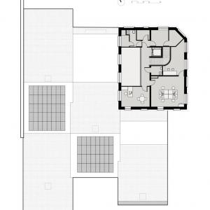 تصویر - کتابخانه Andrée Chedid ، اثر معماران D HOUNDT و BAJART و همکاران ، فرانسه - معماری