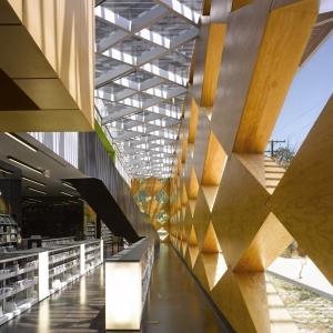 تصویر - کتابخانه Francis A. Gregory ، اثر معماران Adjaye Associates ، آمریکا - معماری