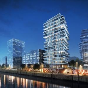 عکس - ساختمان مسکونی Strandkai ، اثر تیم طراحی هادی تهرانی ، آلمان