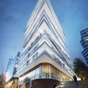 تصویر - ساختمان مسکونی Strandkai ، اثر تیم طراحی هادی تهرانی ، آلمان - معماری