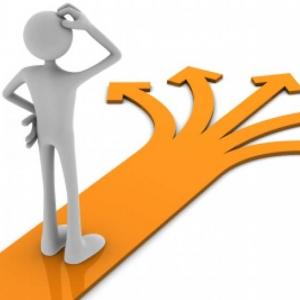 تصویر - نیاز انسان به اخذ تصمیم , مراحل تصمیم گیری - معماری