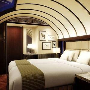 تصویر - قطار فوق لوکس 5 ستاره - معماری