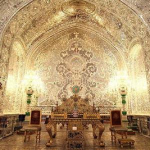 عکس - عنوان موزه برگزیده سال به کاخ گلستان رسید