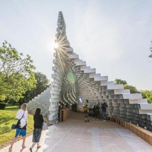 عکس - مجموعه گالری های سرپنتین ( Serpentine Gallery Pavilion ) , از 2000 تا 2017