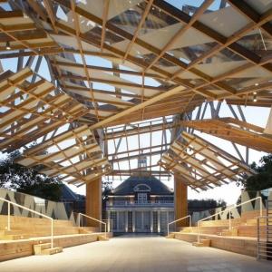 تصویر - مجموعه گالری های سرپنتین ( Serpentine Gallery Pavilion ) , از 2000 تا 2017 - معماری