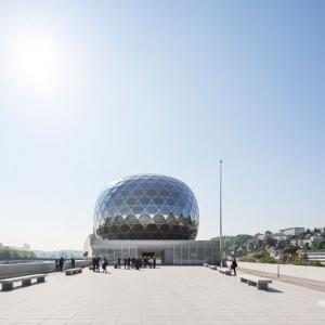 تصویر - همکاری بین المللی معماران برای طراحی یک نماد شهری - معماری
