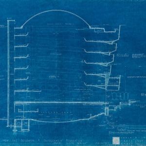 تصویر - انتشار تصاویری از طرحهای اولیه موزه گوگنهایم نیویورک - معماری