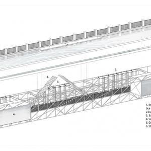 تصویر - UMA تصمیم دارد استخر بینهایت کنار دریای بالتیک در استکهلم بسازد. - معماری