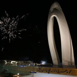 عکس - مجموعه هنری و موزه خلیج فارس در کیش به بهرهبرداری میرسد
