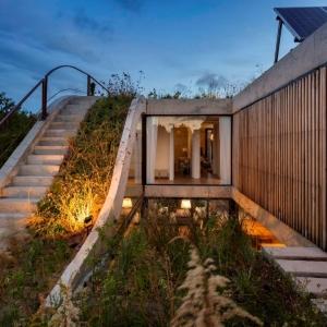 عکس - خانه مسکونی MeMo ، اثر تیم طراحی Bam Arquitectura ، آرژانتین