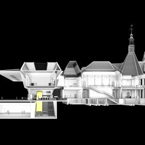 تصویر - موزه Stedelijk ، اثر تیم طراحی معماران Benthem Crouwel ، هلند - معماری