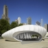 عکس - پاویون Burnham ، اثر Zaha Hadid Architects ، شیکاگو