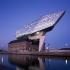 عکس - ساختمان اداری بندرگاه Port House ، اثر تیم طراحی معماری زاها حدید ، بلژیک