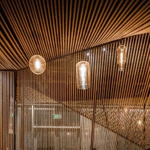 تصویر - طراحی داخلی دفترکار Rope Wave Office , اثر تیم طراحی Jing-Rui Lin , شانگهای چین - معماری
