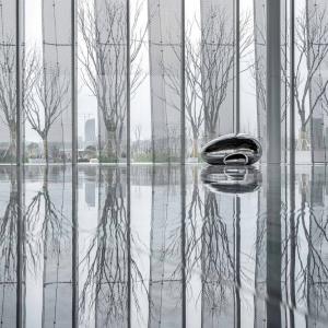 تصویر - Chongqing Central Park Life Experience Center , اثر تیم طراحی Gad , چین - معماری
