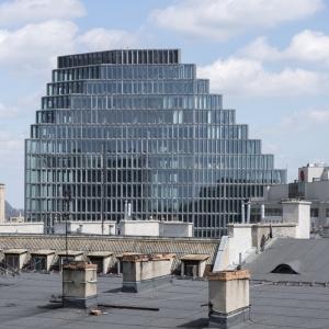 تصویر - ساختمان اقامتی - تجاری Bałtyk , اثر تیم طراحی معماران MVRDV , لهستان - معماری