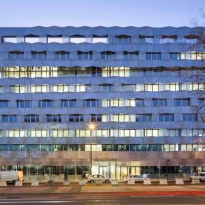 تصویر - ساختمان اداری Be Open , اثر آتلیه معماری d Architecture Brenac-Gonzalez , فرانسه - معماری