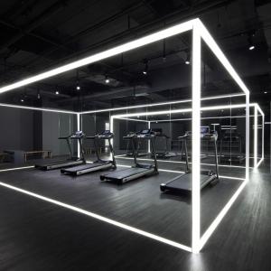 عکس - طراحی داخلی فروشگاه Nike , اثر تیم طراحی COORDINATION ASIA , چین