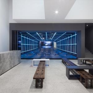 تصویر - طراحی داخلی فروشگاه Nike , اثر تیم طراحی COORDINATION ASIA , چین - معماری