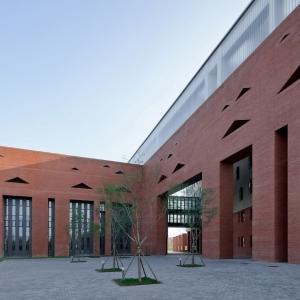 تصویر - ساختمان هنر لیبرال دانشگاه شنیانگ , اثر تیم طراحی معماری THAD , چین - معماری