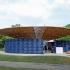 عکس - افتتاح پاویون سرپنتین 2017 با میزبانی از معمار آفریقاییتبار