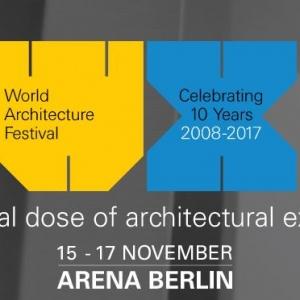 تصویر - فستیوال جهانی معماری World Architecture Festival 2017 ( رفع تحریم حضور معماران ایرانی ) - معماری