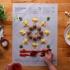 عکس - IKEA دستورپخت هایی را شبیه سازی و طراحی کرده است که می توان آنها را پیچید، پخت و خورد.