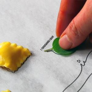 تصویر - IKEA دستورپخت هایی را شبیه سازی و طراحی کرده است که می توان آنها را پیچید، پخت و خورد. - معماری