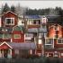 عکس - کلاژهای معمارانه آناستازیا ساوینوا؛ تایپولوژی شهرها در قاب تصویر