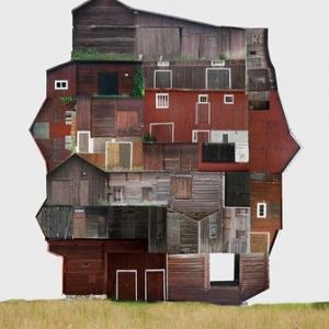 تصویر - کلاژهای معمارانه آناستازیا ساوینوا؛ تایپولوژی شهرها در قاب تصویر - معماری