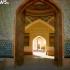 عکس - تزئینات باشکوه در یکی از بزرگترین کاخهای آسیای مرکزی