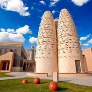 تصویر - کلکسیونی از هنرهای اسلامی در نمایشگاه دوحه - معماری