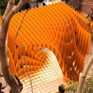 تصویر - یک اثر از ایران در نظرسنجی بهترین طرحهای دانشجویی برگزیده شد - معماری