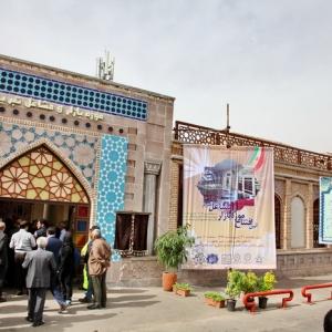 تصویر - تبریز قدیم را در موزه بازار و مشاغل تجربه کنید. - معماری