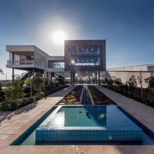 تصویر - ضرباهنگ باغموزه ایرانی، کوشک و حوضخانه در یک پروژه مدرن - معماری