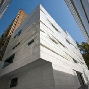 تصویر - کارکردهای بصری سطح و حجم در یک پروژه شهری - معماری