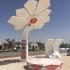 عکس - نخل های خورشیدی هوشمند،دبی را به وای فای و ایستگاه شارژ مجهز می کنند.