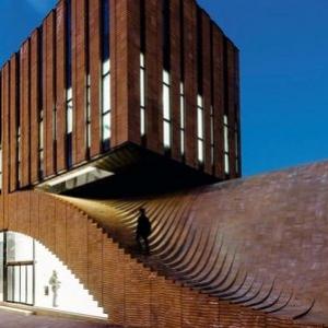 عکس - انتشار کتاب جدیدی از مورخ آمریکایی معماری درباره 100 اثر خشتی معاصر