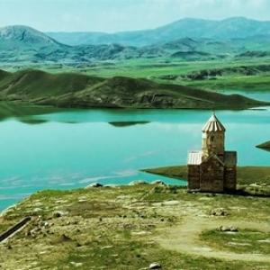 عکس - سفر به خنک ترین شهر ایران در تابستان،شهر بدون کولر