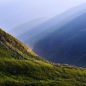 عکس - 10 نمای حیرت انگیز از کشور گرجستان