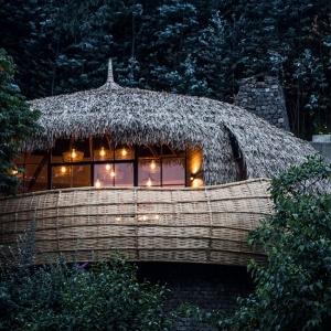 عکس - شش ویلای لوکس با معماری منحصر به فرد در رواندا